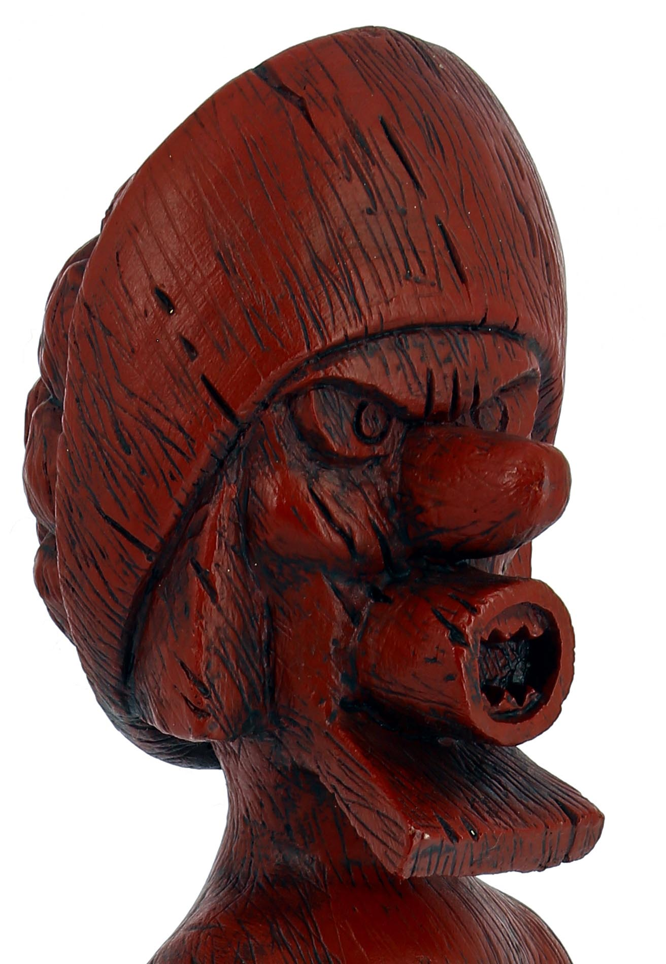 "Sir Francis Haddock Totem  ""COLLECTION MUSÉE IMAGINAIRE"""